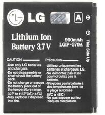 2x LG Battery LGIP-570A CF750 Secret KP500 KP501 KF700 KF757 KC780 KC550
