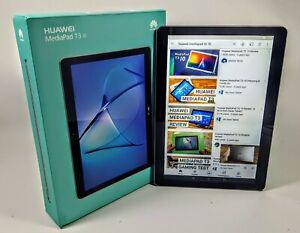 HUAWEI MediaPad T3 10 inch  Tablet 16GB Grey. Great Condition