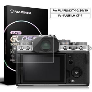 9H Tempered Glass LCD Screen Protector For Fujifilm Camera XT-4 XT-3 XT-30 XT-20