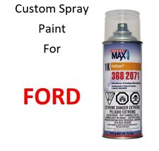 Custom Automotive Touch Up Spray Paint For FORD Cars SUV TRUCK