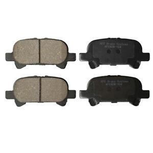 REAR Premium Ceramic Disc Brake Pads For Toyota Camry US Avalon Solara KFE828