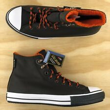 Converse Chuck Taylor All Star Winter Gore Tex High Top Brown Shoes 165933C Size