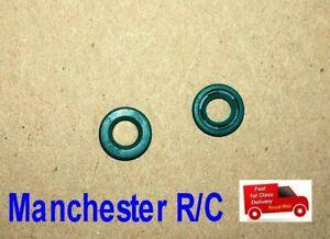 2 x Miniature oil seals 5 x 9 x 2 5mm id 9mm od.
