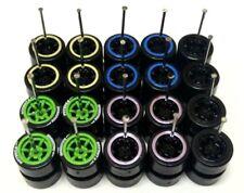 1/64 tyres Comold mix fit Hot Wheels MBX Mitsubishi diecast - Lot of 10 - 003 M
