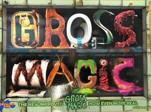 GROSS MAGIC KIT (new and improved) Ages 8+ made by Drumond Park
