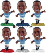 2010 MICRO WORLD SOCCER STARS FIGURINE ROBINHO COLLECTION(7)-MANCHESTER CITY