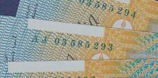 2003 Australia UNC $10 Ten Dollar Note ** ONE ONLY LEFT **  585293