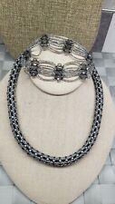 style & seed bead bracelet Bead Necklace Crochet Rope Miyuki