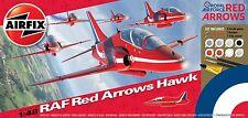 AIRFIX A50031A - 1/48 RAF RED ARROWS HAWK - GIFT SET