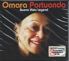 Omara Portuondo - Buena Vista Legend (2CD 2013) NEW/SEALED