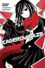 Kagerou Daze, Vol. 7 (manga): By Jin (Shizen no Teki-P)
