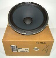 """🔥【PRO TESTED】MINT Electro-Voice Model 18B EVM 200W 18"""" Woofer Speaker💥GUARANTY"""
