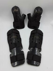 MACHO Martial Arts/Taekwondo Protective Sparring Gear ADULTS VTG 1998 USA Made