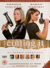 CUTTING IT FIRST SERIES ONE 1 AMANDA HOLDEN SARAH PARISH 3 DISC REGN 2 DVD L NEW
