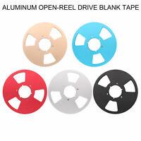 """10"""" Reel To Reel Recorder Empty Tape Spool For Hifi Studer Revox Nagra"""