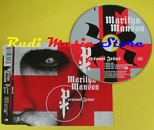 CD Singolo MARILYN MANSON Personal jesus 2004 eu INTERSCOPE no lp mc dvd (S11)