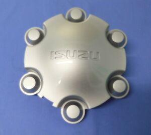 ISUZU D MAX  2008 ON DMAX NEW PLASTIC WHEEL HUB CAP CENTRE PIECE.