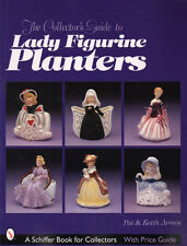 Collector's Guide to Lady Figurine Planters  with 365 color photos