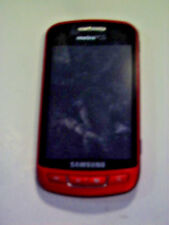 Samsung Admire SCH-R720MR/Red/MetroPCS Smartphone/AS-IS for Parts