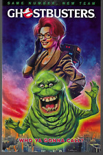 Ghostbusters: Who Ya Gonna Call? by Burnham & Schoening 2016, TPB IDW OOP
