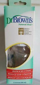 Dr Browns Natural Flow Glass Bottle 60ml