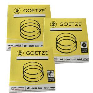 Set Piston Rings 2 1/2in Smart 599ccm 0.7 Std Goetze 08-136700-00