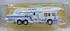 Fire Truck Smeal-Spartan Fort Worth Ladder 105'RM 1:43 New & Box diecast model