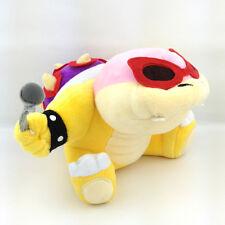 "Roy Koopa Super Mario Bros Plush Soft Toy Bully Koopalings Stuffed Animal New 8"""