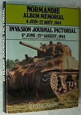 HEIMDAL / ALBUM MÉMORIAL NORMANDIE Invasion Journal Pictorial June/August 1944