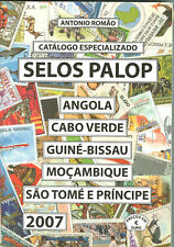 Portugal Palop Stamps Catalogue 2007 Romao Catalogo I - Free shipment