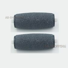 Replacement Roller Heads for Scholl Velvet Amope Pedi Perfect Foot File Refills