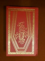 THE FRANKLIN MYSTERY LIBRARY A Coffin for Dimitrios Eric Ambler 1990 1st Print