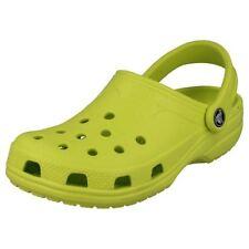 Sandali e scarpe casual Crocs sintetico per il mare da uomo
