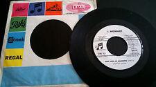 I NOMADI promo 45 jb NOI NON CI SAREMO Juke Box 7'' 1966 Columbia Top NEAR MINT