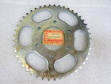 Kawasaki NOS NEW  42041-113 Rear Sprocket 45T F5 F8 F9 F81M Big Horn 1970-75