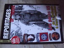 $$j Revue Reportages de guerre N°15 Les paras US  Hollande  Berchtesgaden