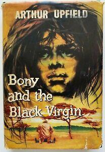 1959 1st Bony And The Black Virgin, Arthur Upfield, FREE EXPRESS W/WIDE