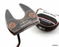 """New Taylormade TP Collection Copper SS Ardmore 2 Putter Steel 35"""" Cover G2043"""