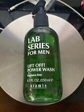 Lab Series Skincare for Men Power Wash Gel 8.5 fl oz / 250 ml New Rare!