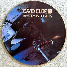 "Star Trek - David Cube - Italy -12"" Picture Disc - New"