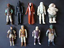 Vintage Star Wars Figures Lot!
