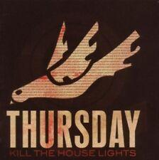 Thursday - Kill the House Lights CD/DVD NEU OVP