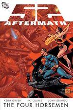 52 Aftermath: The Four Horsemen TP - DC Comics Graphic Novel, Giffen - BRAND NEW