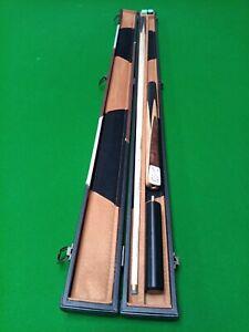 Stecca da Snooker 3/4 con Custodia in pelle nuova