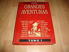 GRANDES AVENTURAS DE EL PERIODICO EN COMIC CON 4 LIBROS 1-2-3-4 EN BUEN ESTADO