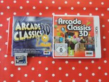 Arcade Classics 3D Nintendo 3DS 3DS XL 2DS New 3DS in OVP mit Anleitung