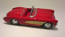 Welly 1957 Chevrolet Corvette Diecast Classic Cars 1:24 Scale
