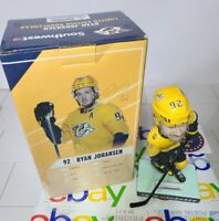 Ryan Johansen Limited Edition Bobblehead Nashville Predators SGA Signed