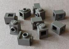 LEGO 10 x Konverter - Steine / Konversteine 1x1 dunkelgrau NEUWARE