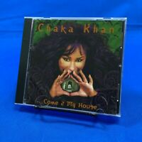 [TESTED] Chaka Khan ‎– Come 2 My House | CD Album NPG Records 1998 Prince OOP